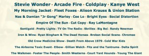 ACLpreviewpod 300x114 ACL 2011 Line up & C3 Ban Podcrash