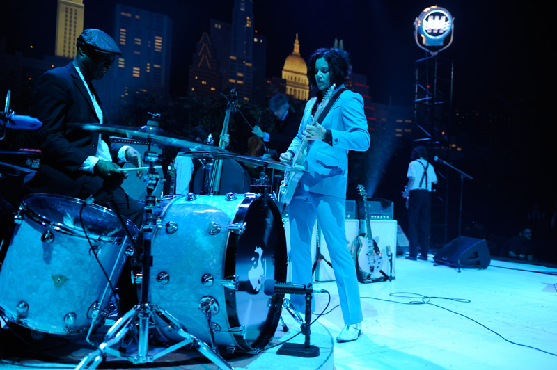 JackWhite1 Jack White ACL Festival & Taping Review