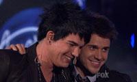 adamandkris American Idol Finale Results