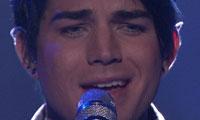 adamlambert3 American Idol Top 3 Results Show
