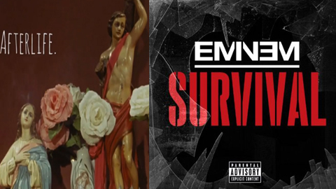 "Favorite Song of 2013 Contest – Round 2 – Arcade Fire ""Afterlife"" vs. Eminem ""Survival"""