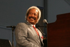 allen toussaint 300x200 New Orleans All Star R&B Review hosted by Deacon John featuring Allen Toussaint