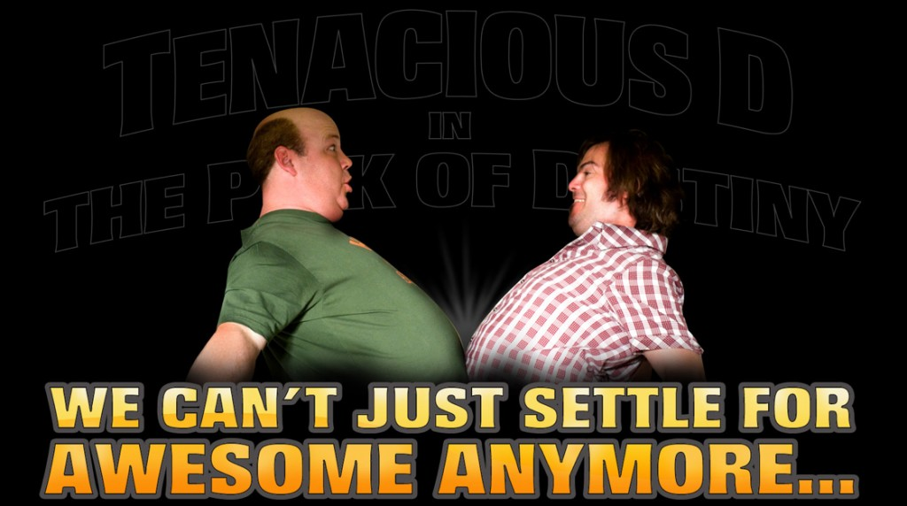 awesomed 1024x572 Successful Crash #47: Security Did Not Have Tenacious D
