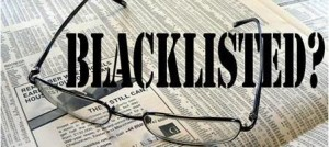 blacklist 300x134 Festival Crashers Blacklisted from C3