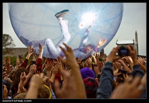 bubble 300x207 The Flaming Lips at ACL