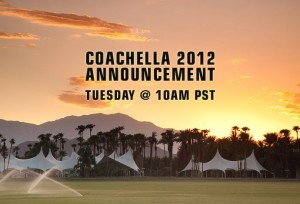 coach12 300x204 Coachella 2012 Announcement