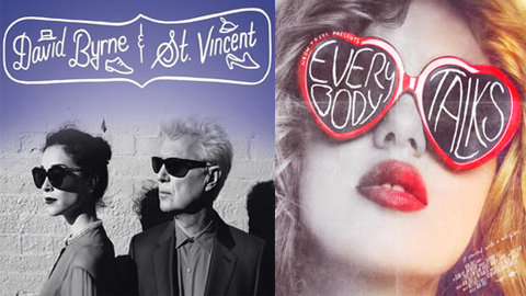 "Favorite Song of 2012 Contest: Round 1: David Byrne & St. Vincent ""Who"" vs. Neon Trees ""Everybody Talks"""