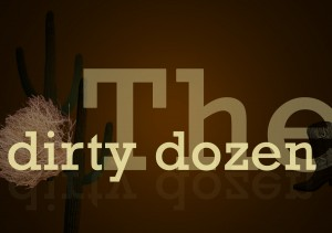dirtydozen 300x211 Zacks ACL: Top 12 shows, awards and contest