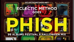 eclectic1 Eclectic Method  The creators of Phish Fest 8 montage video