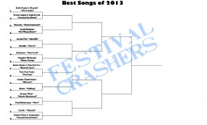 fcbrackets 300x182 Favorite Song of 2013 Contest Brackets