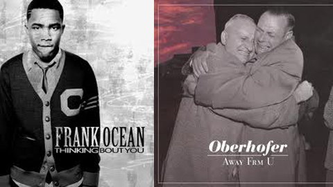"Favorite Song of 2012 Contest: Round 1: Frank Ocean ""Thinking About You"" vs. Oberhofer ""Away Frm U"""