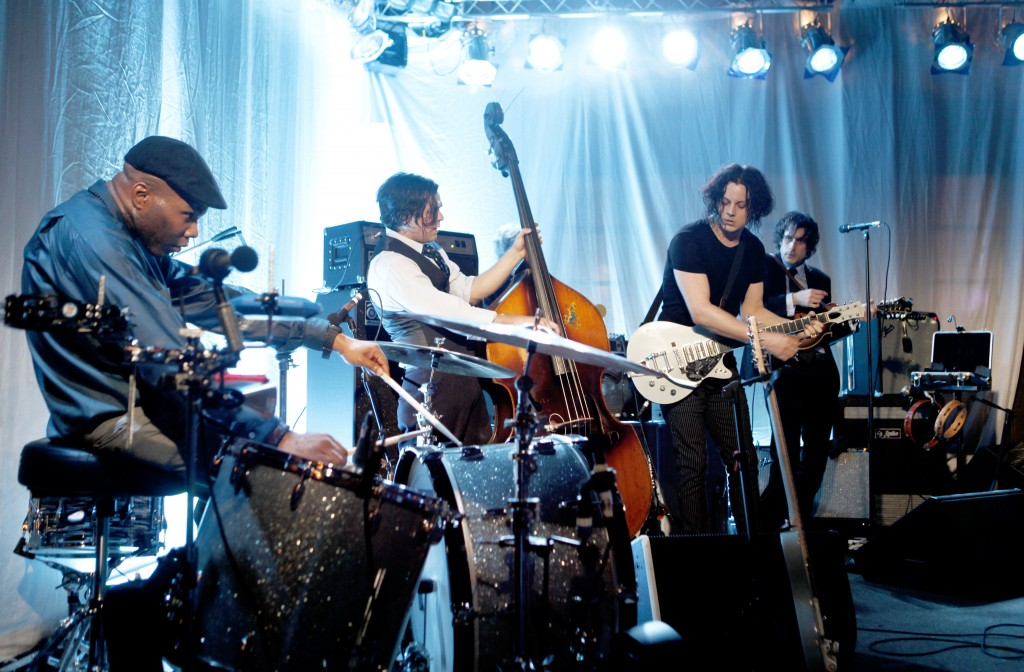 jackguy 1024x672 Jack White Pulls Off The Perfect SXSW Show & Becomes What We Always Dreamed