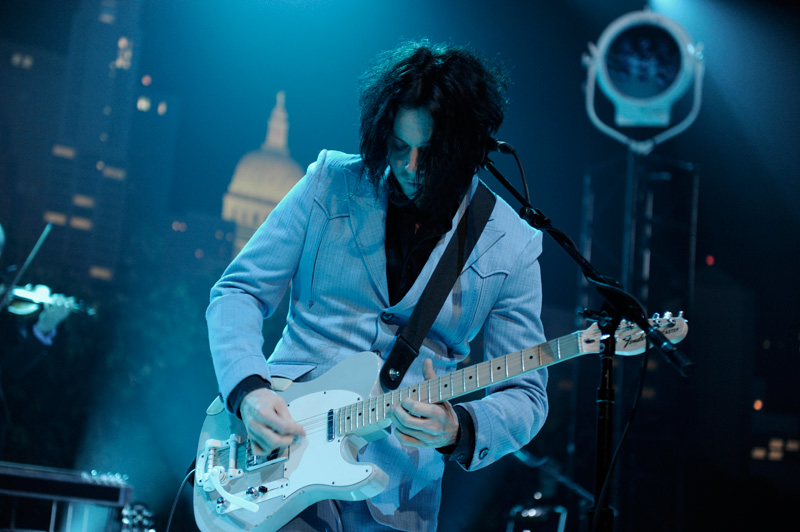 jacksolo Jack White ACL Festival & Taping Review