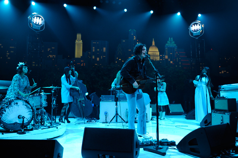 jackwhite2 Jack White ACL Festival & Taping Review