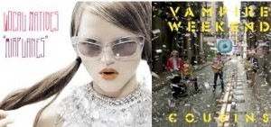 lnvw 300x141 Local Natives Airplanes vs. Vampire Weekend Cousins