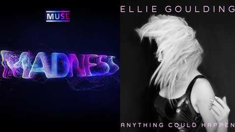 "Favorite Song of 2012: Round 1: Muse ""Madness"" vs. Ellie Goulding ""Anything Can Happen"""