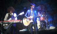 patdblink Panic! at the Disco @ First Midwest Bank Amphitheatre