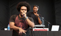 pharoahemonchpitchfork Pharoahe Monch @ Pitchfork