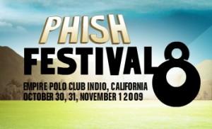 phish8 300x182 Phish Festival 8 Halloween hype
