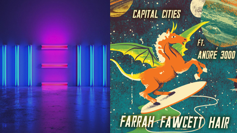 "Favorite Song of 2013: Round 2: Capital Cities ""Farah Fawcett Hair"" vs. Paul McCartney ""New"""