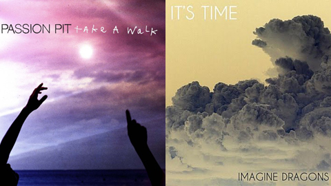 "Favorite song of 2012: Round 1: Passion Pit ""Take a Walk"" vs. Imagine Dragons ""It's Time"""