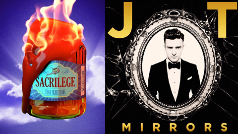 "Favorite Song of 2013 Contest: Round 2: Justin Timberlake ""Mirrors"" vs. Yeah Yeah Yeah's ""Sacriledge"""